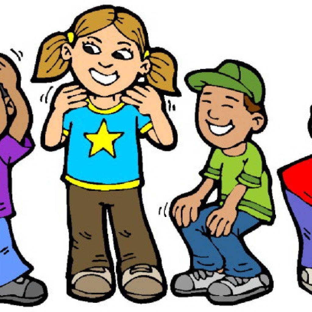 1024x1024 Free Clip Art Children Happy Birthday Clipart