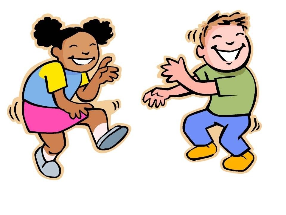 960x720 Kids Singing And Dancing Clipart Letters Example