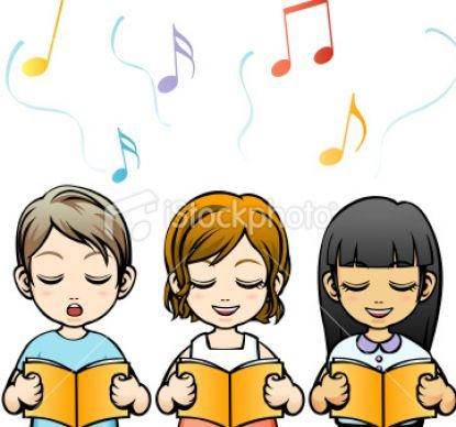 415x388 Awesome Singing Clip Art Best
