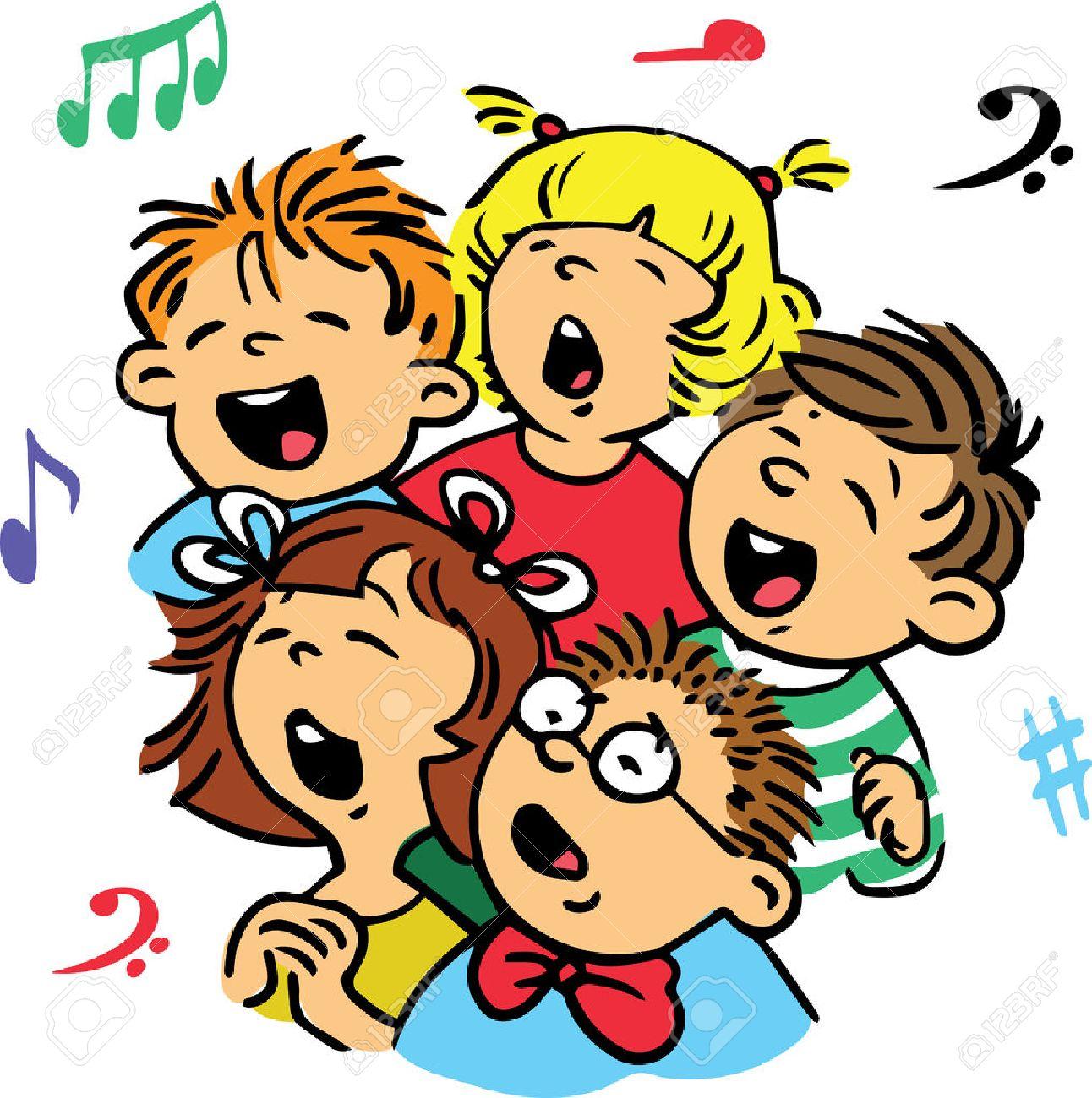 children singing clipart at getdrawings com free for personal use rh getdrawings com Gospel Singing Clip Art Drum Clip Art