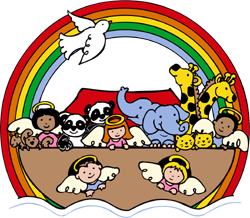 250x218 Children's Bible Story Noah's Ark Clip Art Old Testament Bible