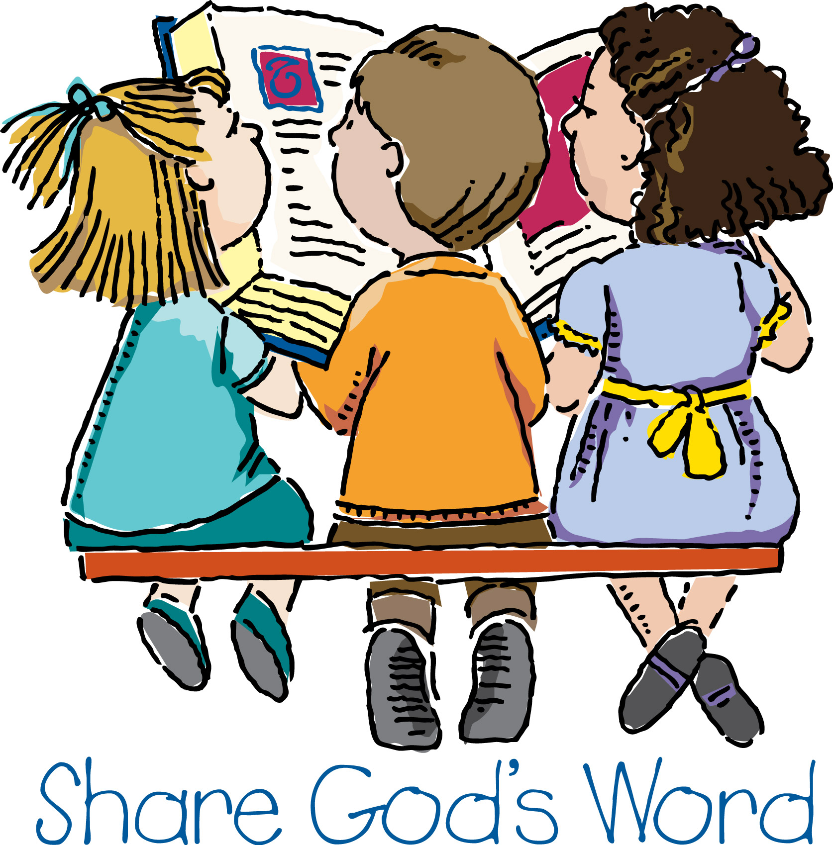 1674x1699 Collection Of Free Children's Sunday School Clipart High