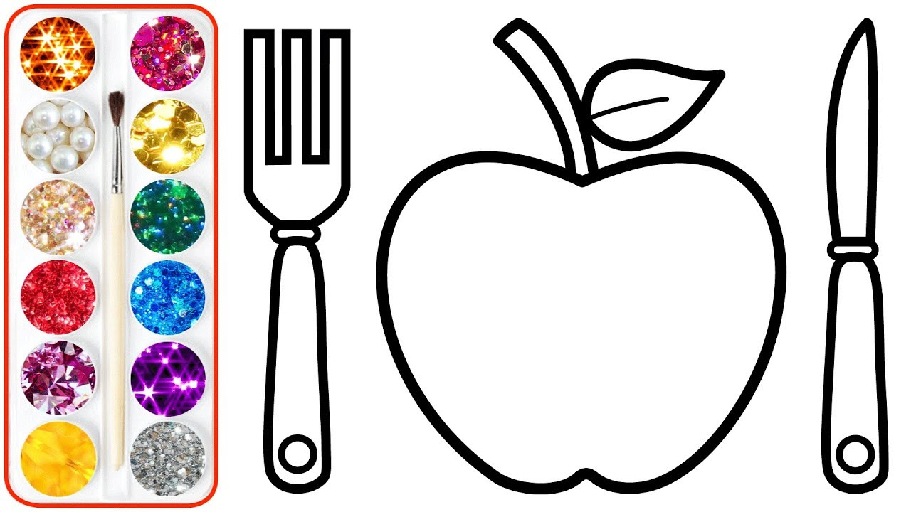1280x720 Super Coloring Pages For Kids