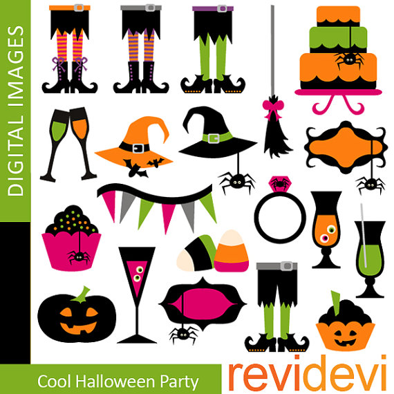 570x570 Party Clipart Holloween Free Collection Download And Share Party