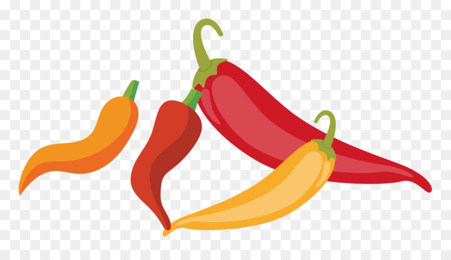 900x520 Serrano Pepper Tabasco Pepper Birds Eye Chili Clip Art