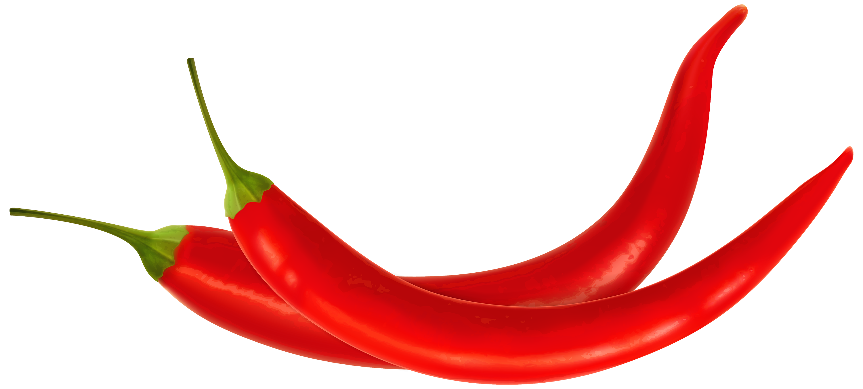 3000x1354 Red Chili Peppers Png Clipart