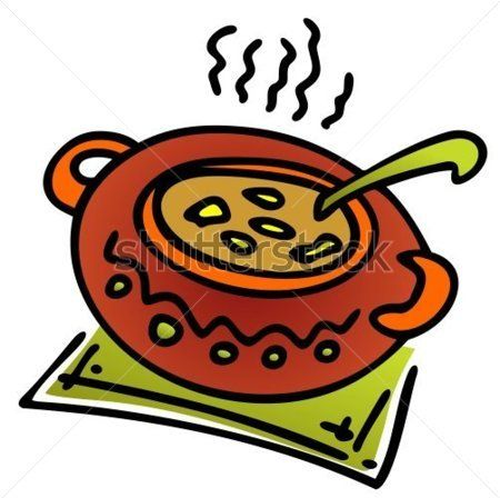 450x448 Best Of Soup Clipart