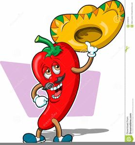 278x300 Chili Salsa Pepper Clipart Free Images