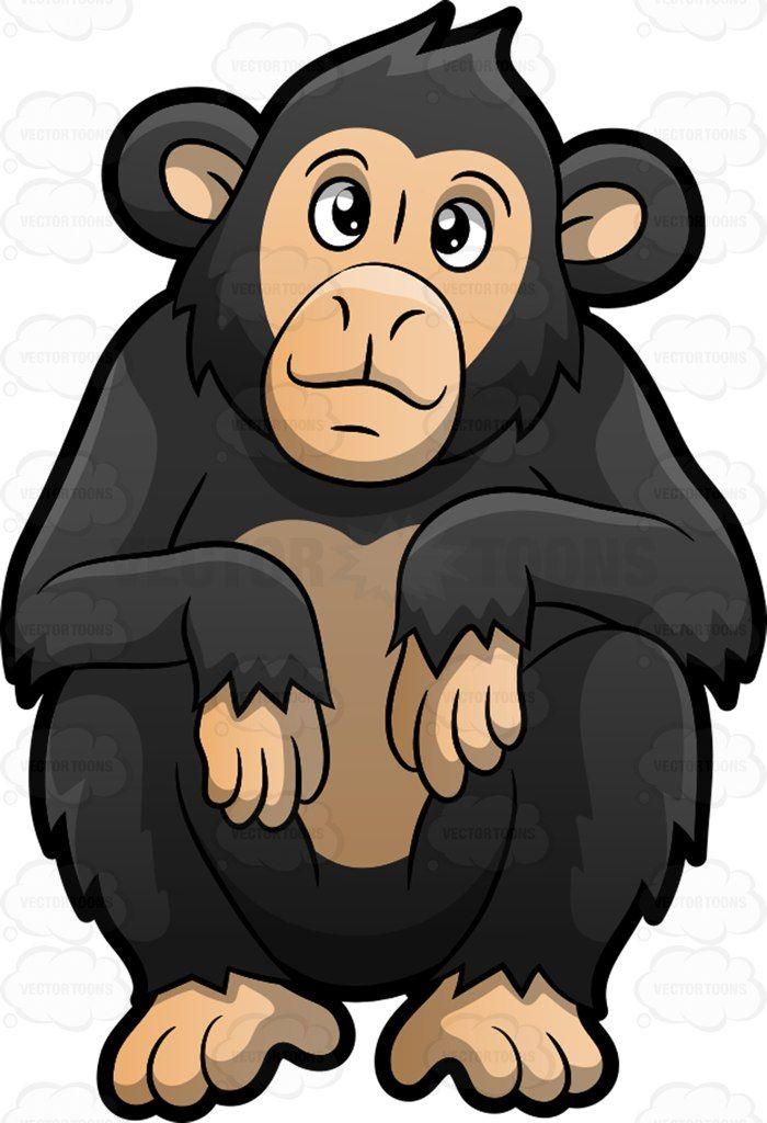 chimp clipart at getdrawings com free for personal use chimp rh getdrawings com