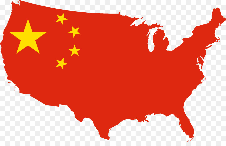 900x580 China Flag Png Transparent Images Group