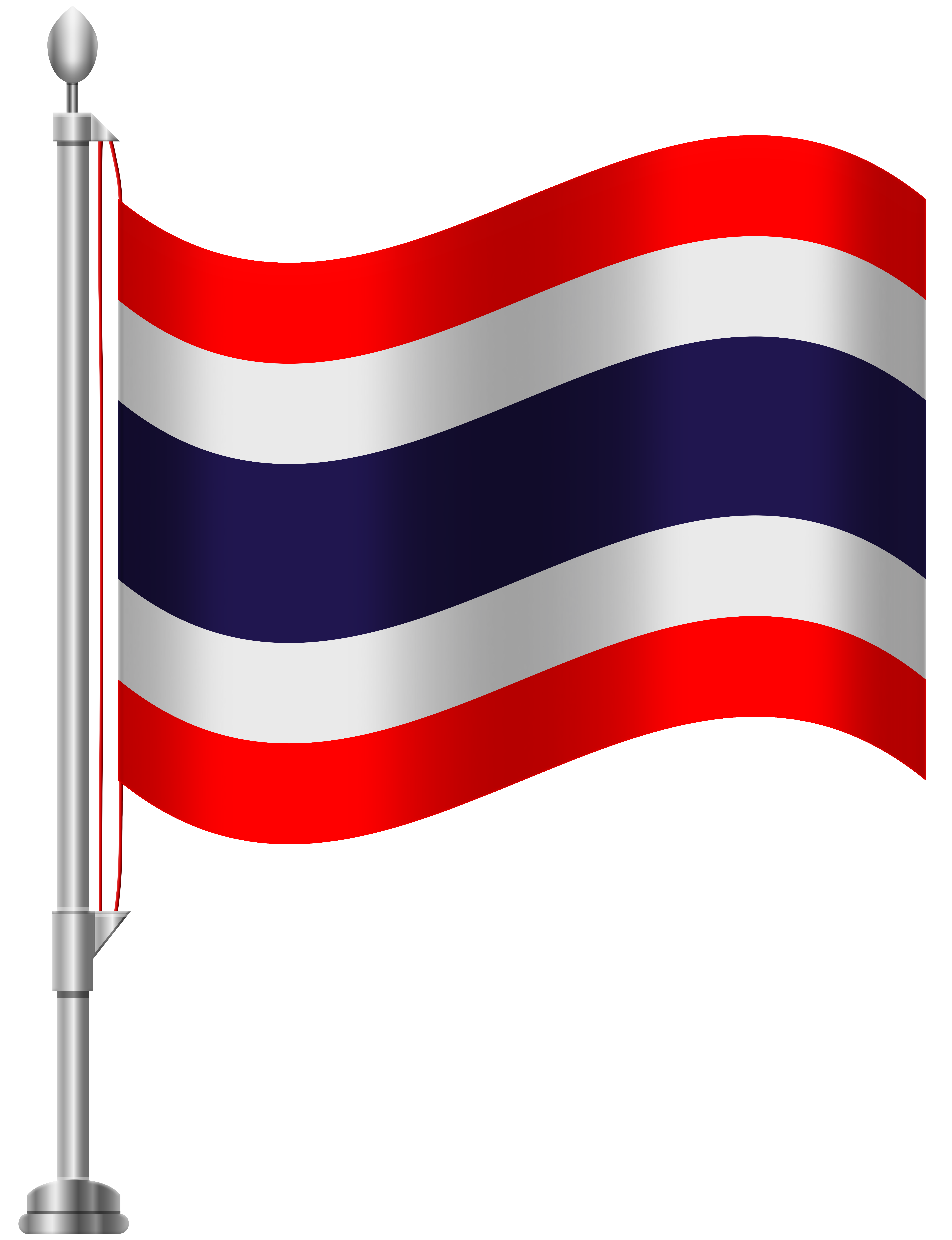 6141x8000 Thailand Flag Png Clip Art Png Pictures Thailand