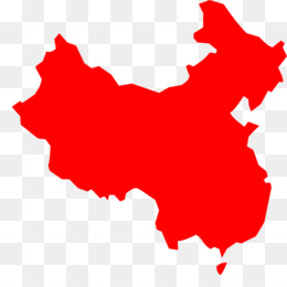 260x260 China Map Clip Art