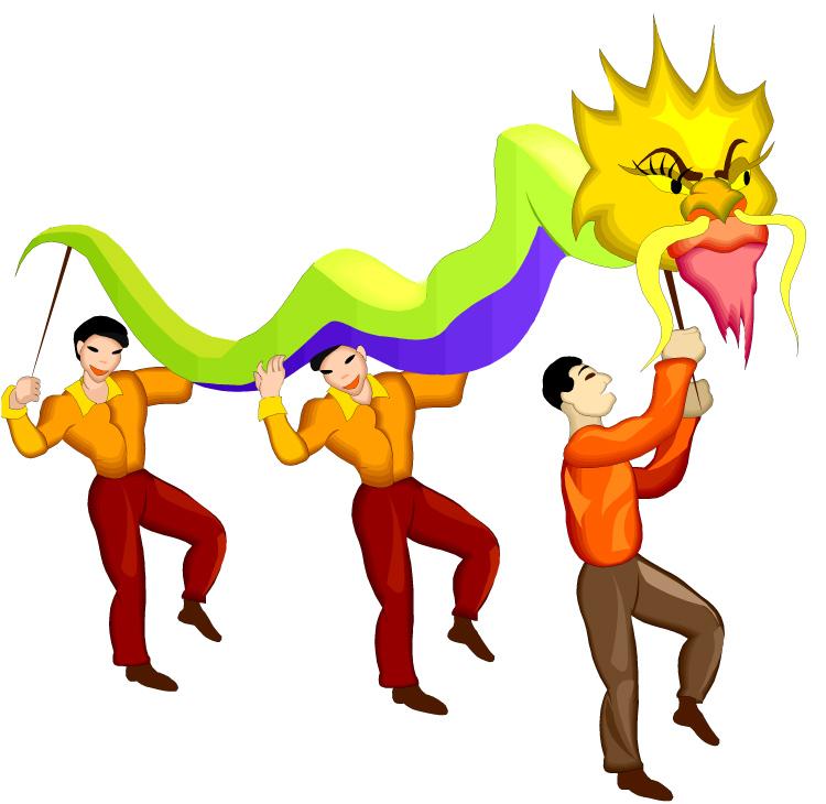 750x730 Chinese Dragon Parade Clipart Amp Chinese Dragon Parade Clip Art