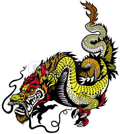 403x450 Chinese Dragon Clipart Mythical Free Collection Download