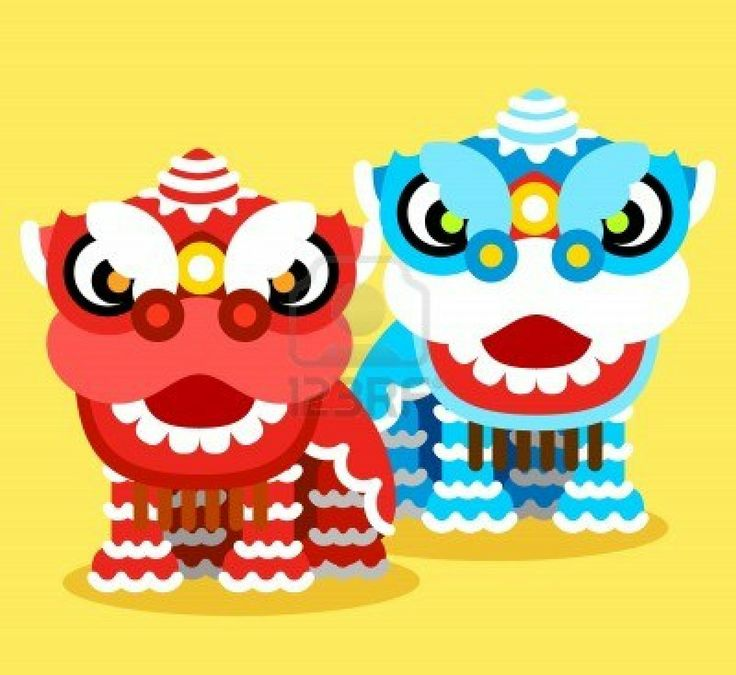 736x675 Chinese Dragon Clipart Chinese Lion