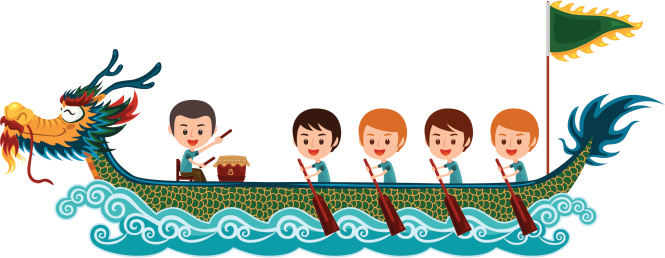665x258 Collection Of Dragon Boat Racing Clipart High Quality, Free