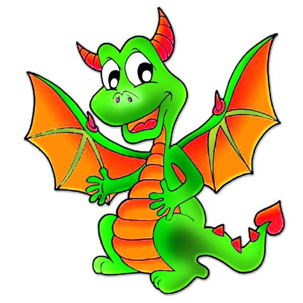 600x600 Dragon Clip Art Free Free Dragon Clipart Images Clinicaltravel Work