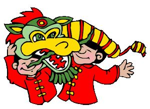 Chinese Dragon Clipart For Kids