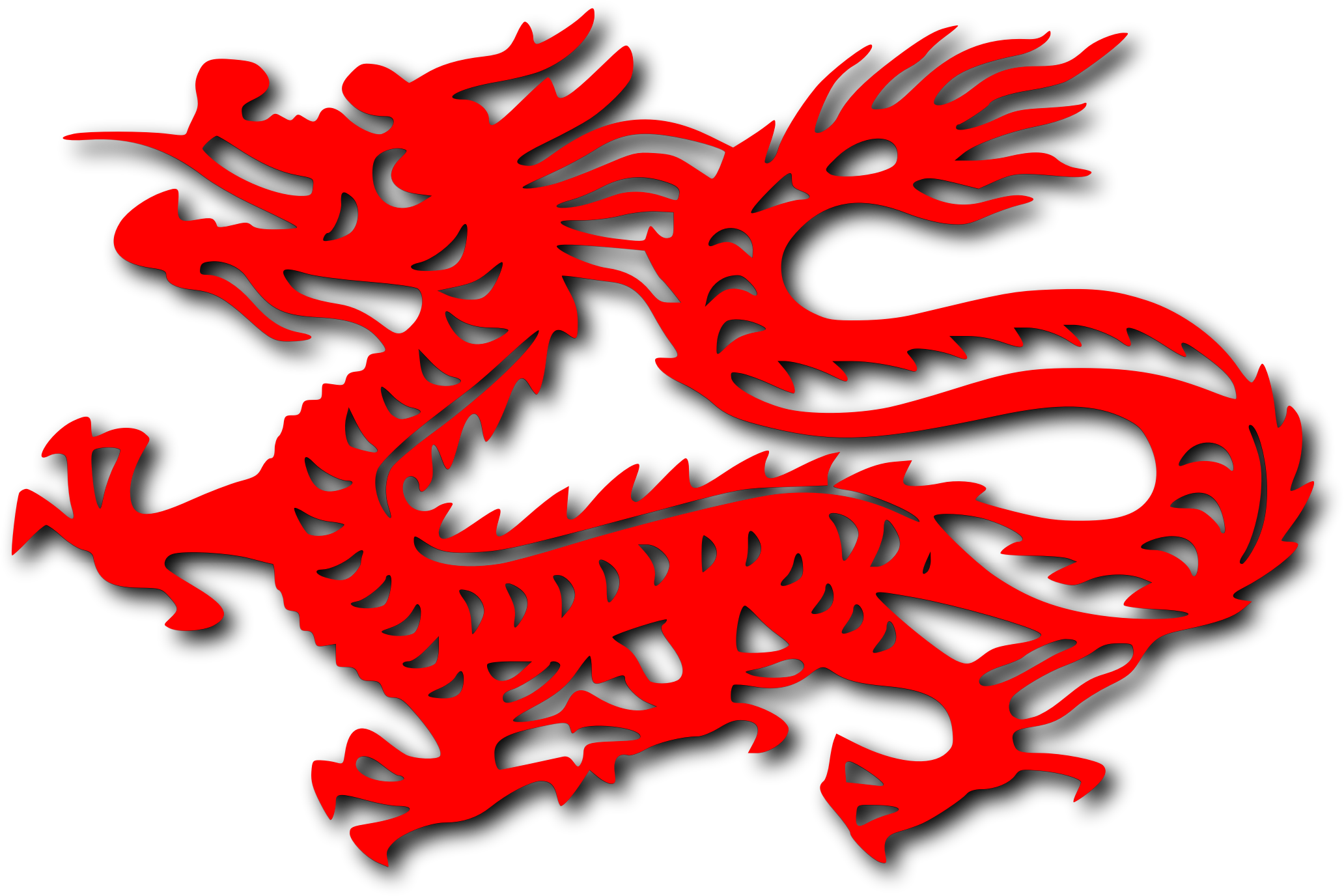2064x1376 Chinese Dragon Clipart Clipartmonk