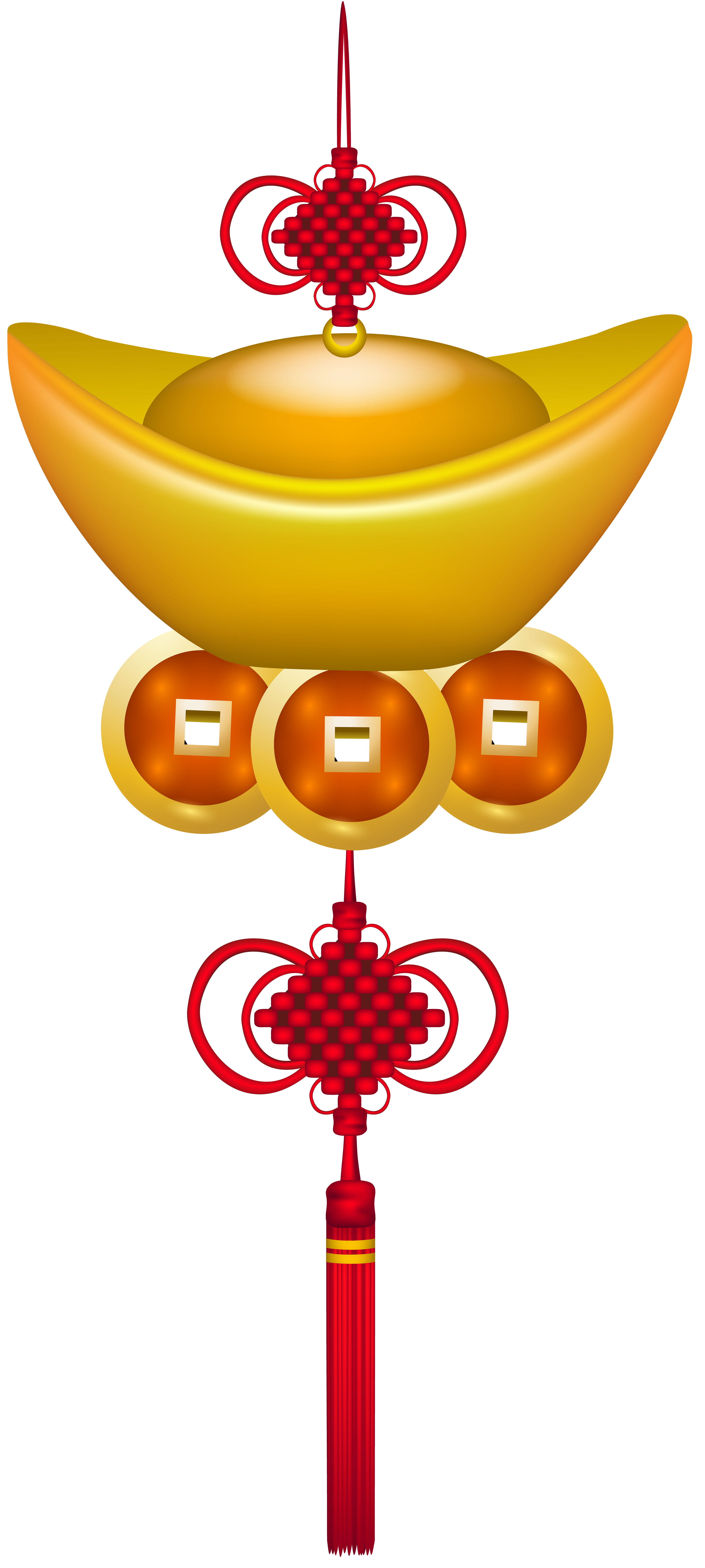 3597x8000 Chinese Ornament Png Clip Art