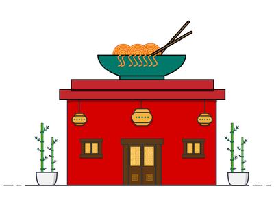 400x300 Chinese Restaurant By Prithvi Ravi
