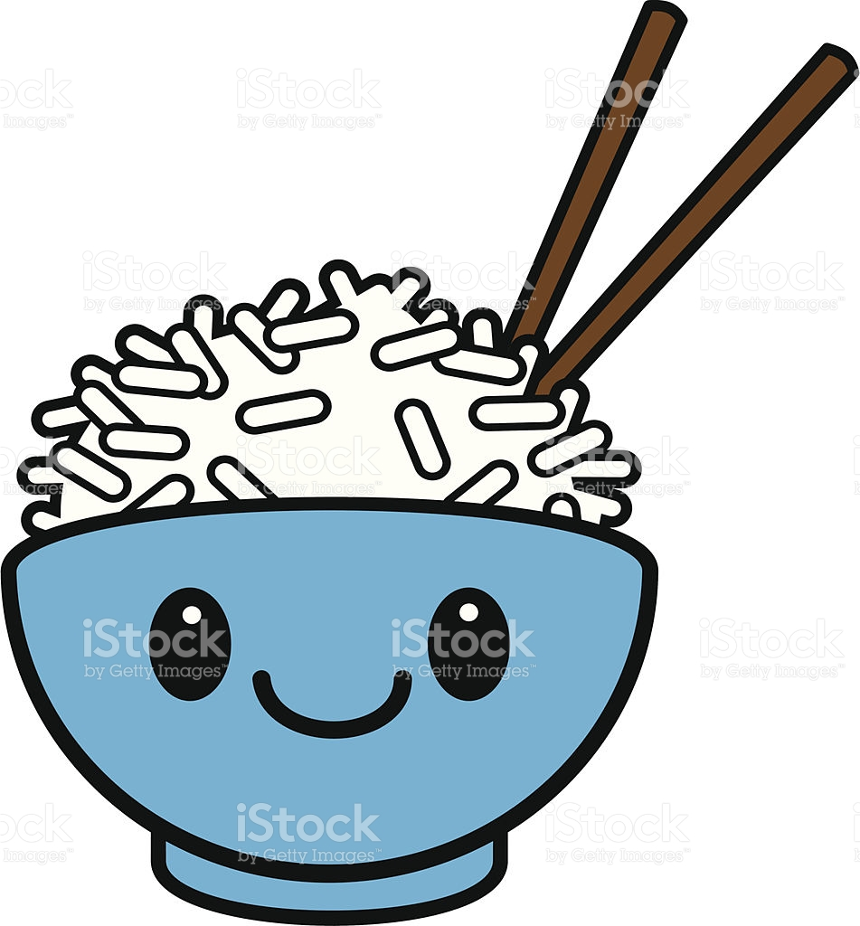 951x1024 Chinese Clipart Rice Bowl