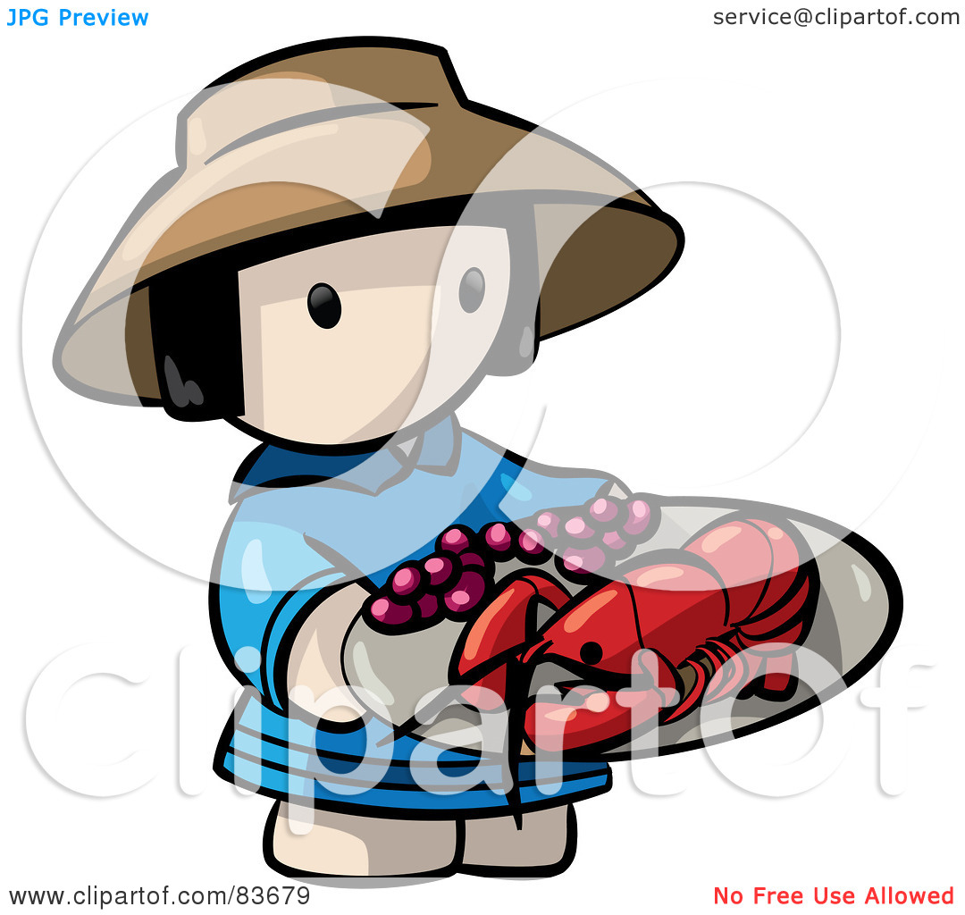 1080x1024 Chinese Market Clipart