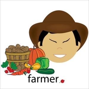 300x300 Free Farmer Clipart Image 0515 1001 2803 0246 Acclaim Clipart