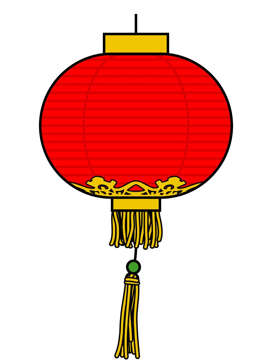 Chinese Lanterns Clipart at GetDrawings | Free download