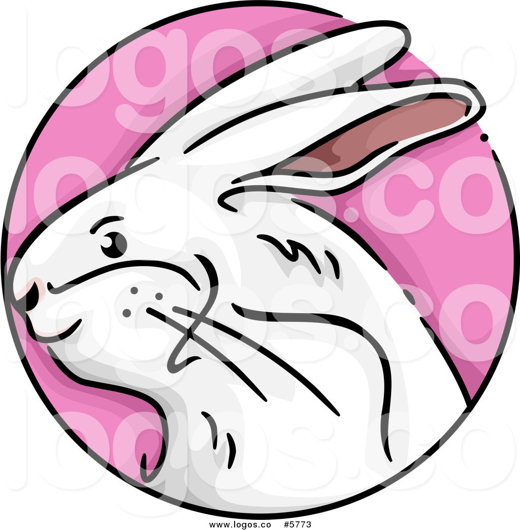 1024x1044 Royalty Free Vector Of A Logo Of A Year Of The Rabbit Chinese