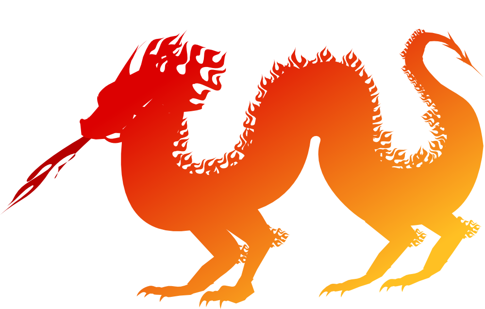 999x636 Collection Of Chinese New Year Dragon Clipart High Quality