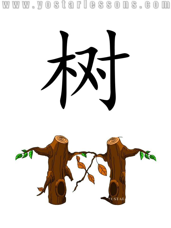Chinese Words Clipart