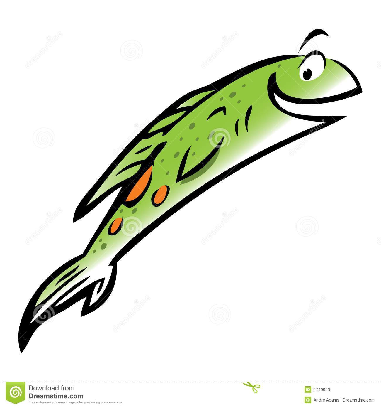 1300x1390 Clipart Chinook Salmon Ripping Fish Transitionsfv