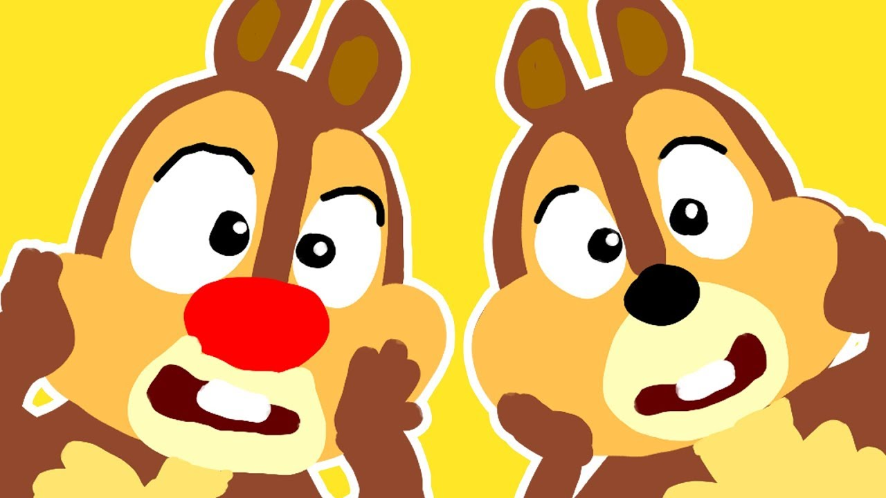 Chip And Dale Clipart