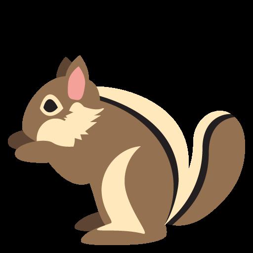 512x512 Chipmunk Emoji Vector Icon Free Download Vector Logos Art