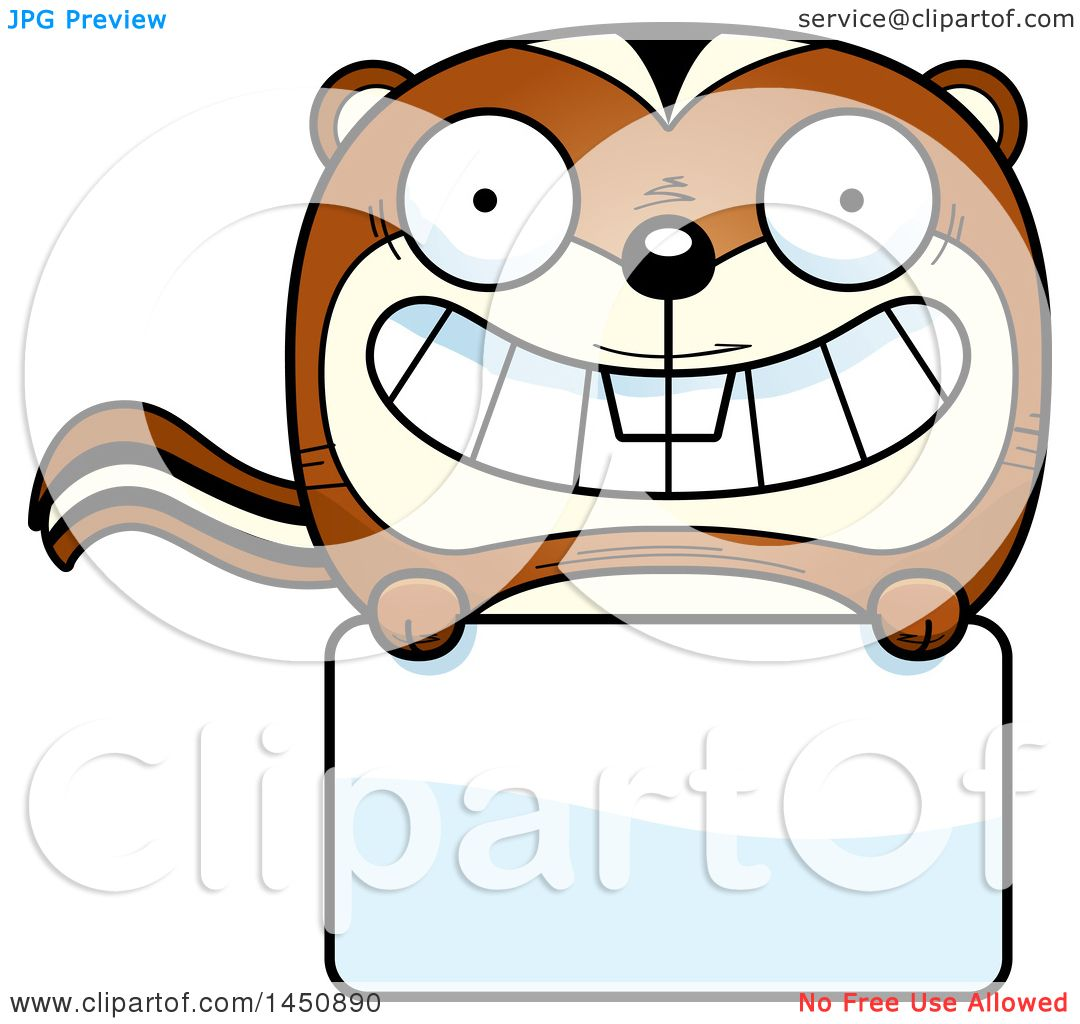 1080x1024 Clipart Graphic Of Cartoon Chipmunk Character Mascot Over