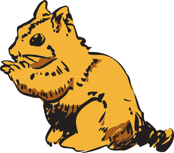600x529 Image Of Chipmunk Clipart