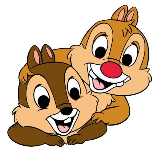500x491 Top 97 Chip And Dale Clip Art