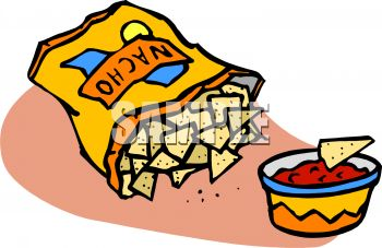 350x227 Bags Of Chips Clip Art Clipart Collection