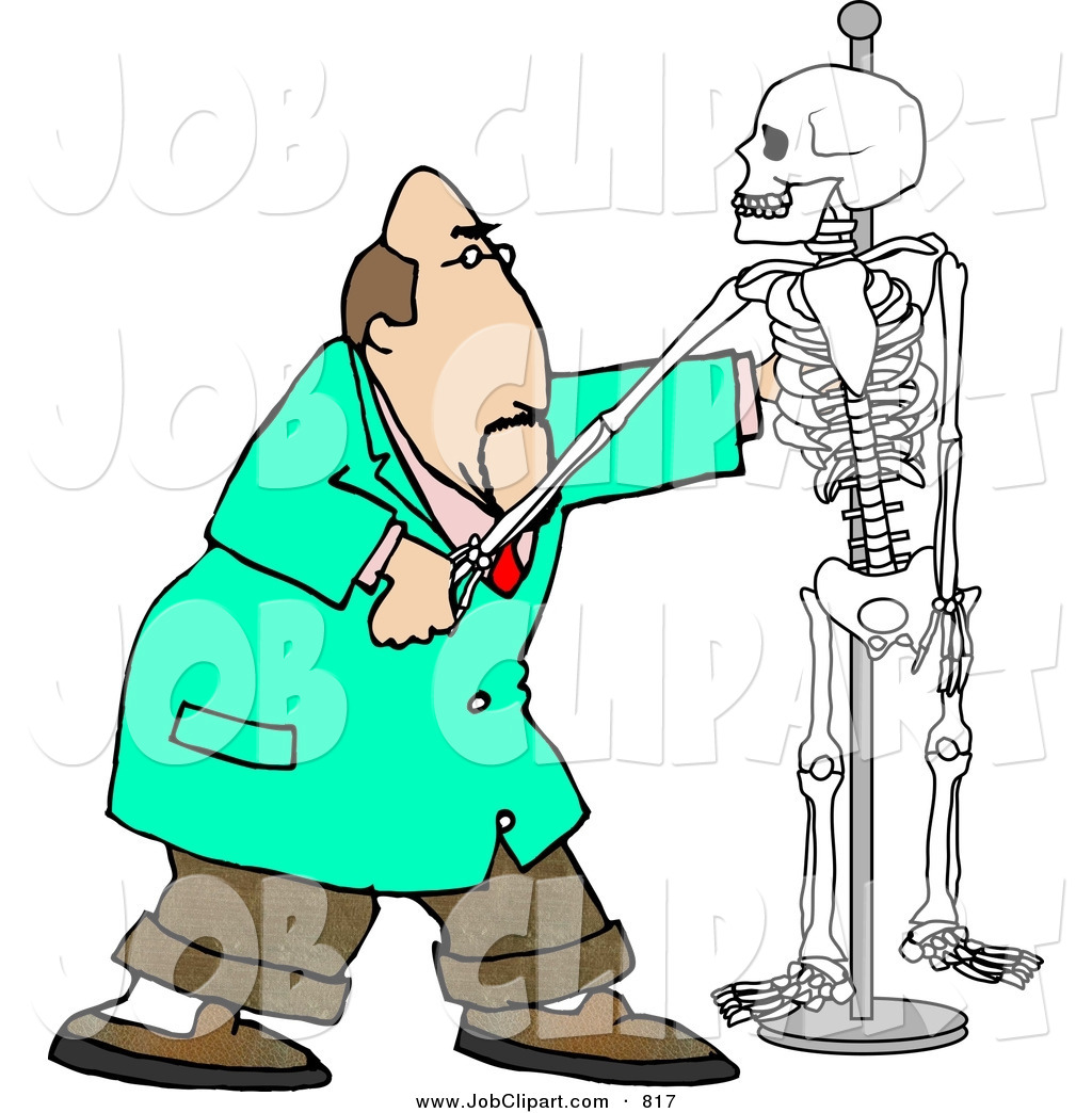1024x1044 Job Clip Art Of A Caucasian Male Chiropractor Practicing