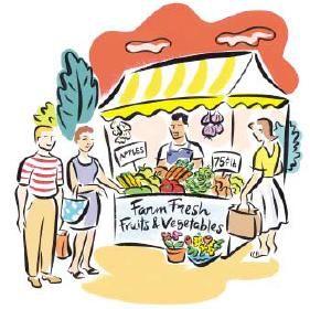 281x280 Market Day Clip Art Find Local Farmers Markets