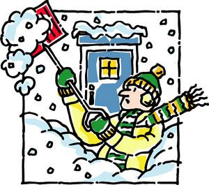 300x265 Snow Shoveling Tips To Avoid The Er