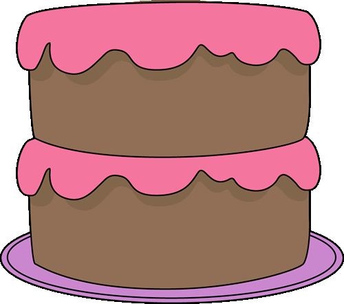 500x442 Cake Clip Art