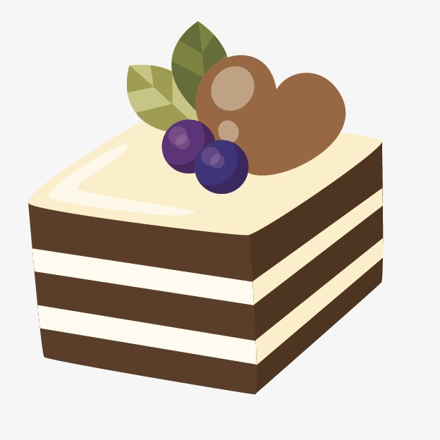 624x624 Chocolate Cake, Dessert, Snacks, Afternoon Tea PNG Image and