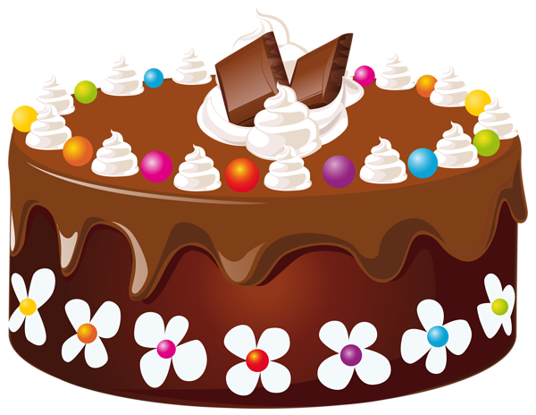 600x464 Chocolate Cake Png Clipart Image Lets Have Cake Amp Cupcakes