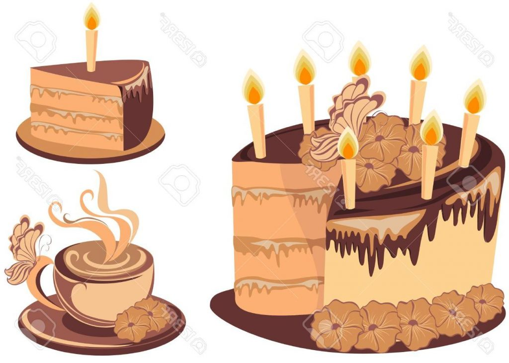 1024x731 Top Chocolate Cake Clipart Coffee Drawing