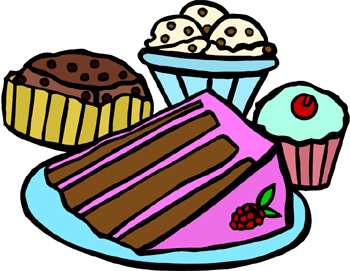 350x271 Cake Images Clip Art Chocolate Cake With Cherries Png Large