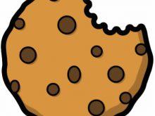 220x165 Cartoon Cookie Stack Of Chocolate Chip Cookies Cartoon Clipart