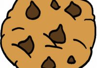 200x140 Chocolate Chip Cookies Clipart Chocolate Chip Cookie Vector Clip