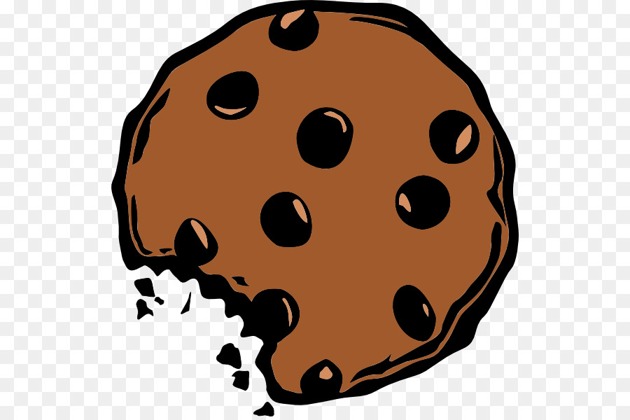 900x600 Chocolate Chip Cookie Clip Art